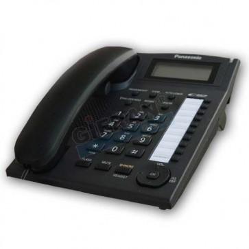 Centralino telefonico,Telefono fisso Panasonic KX-TS880FX con display per centralini telefonici