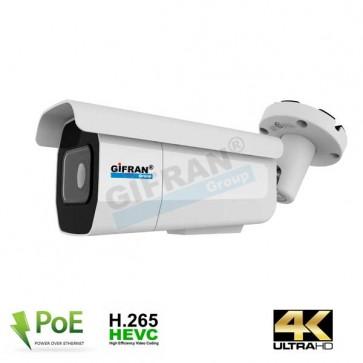 telecamera IP 8 Mega Pixel 4K POE h265 con memoria