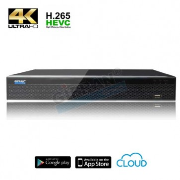 offerta Videosorveglianza DVR-XVR 4K 8 Megapixel professionale