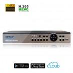 Videosorveglianza Ultra AHD 16 canali 5MPX con funzione 3G