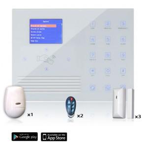 Allarme wireless casa
