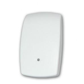 Antifurto casa senza fili, sensore rilevatore rottura vetri, senza fili 868 Mhz per centrale allarme wireless Gifran