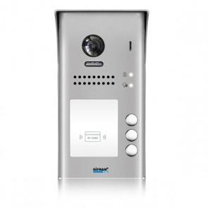 videocitofono 2 fili 3 appartamenti